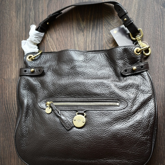 6a4db4aa03 Mulberry Bags | Somerset Shoulderbag Pebbled Leather Nwt | Poshmark